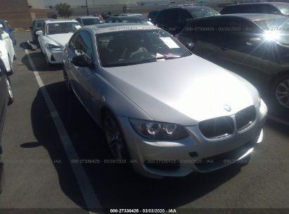 2012 BMW 335 I SULEV