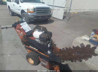 2000 DITCHWITCH TRENCHER