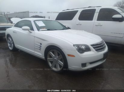 2004 CHRYSLER CROSSFIRE LIMITED