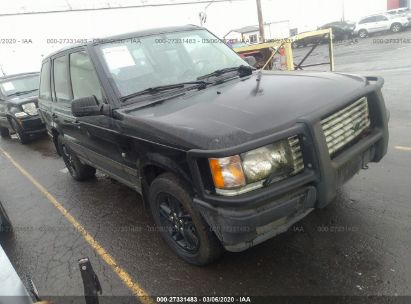 2000 LAND ROVER RANGE ROVER 4.6 HSE LONG WHEELBASE