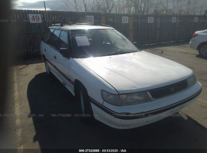 1994 SUBARU LEGACY L/L SUNSPORT