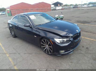 2008 BMW 3 SERIES I