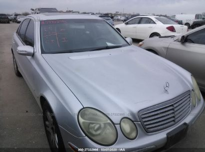 2005 MERCEDES-BENZ E 320