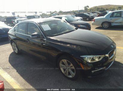 2016 BMW 328 XI SULEV