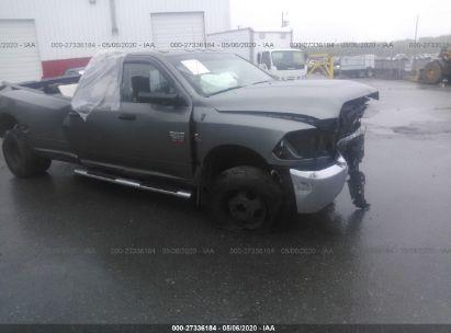 2012 DODGE RAM 3500 ST