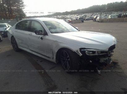 2020 BMW 740 XI
