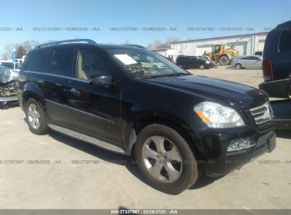 2011 MERCEDES-BENZ GL 450 4MATIC