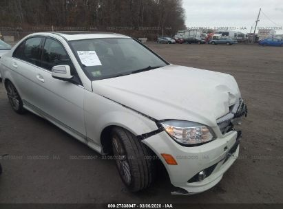 2009 MERCEDES-BENZ C 300 4MATIC