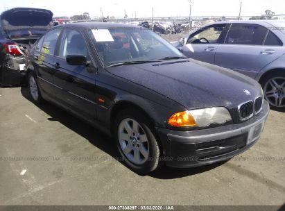 1999 BMW 323 I AUTOMATIC