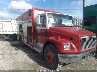 2000 FREIGHTLINER MEDIUM CONVENTION FL80