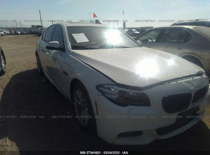 2016 BMW 550 I
