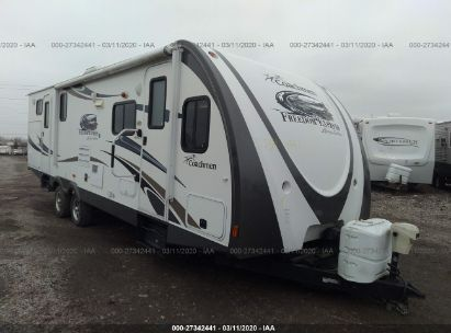 2012 COACHMEN FREEDOM