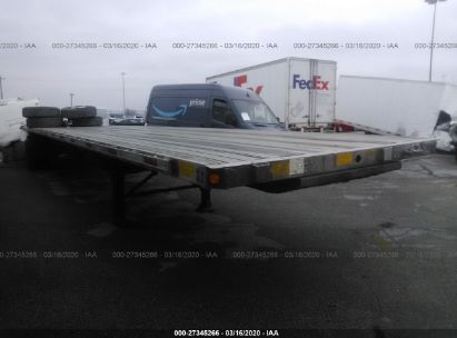2001 UTILITY TRAILER MFG FLATBED