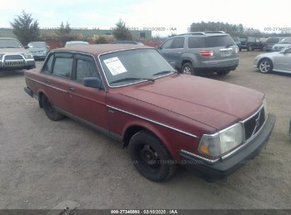 1987 VOLVO 244 DL/GL