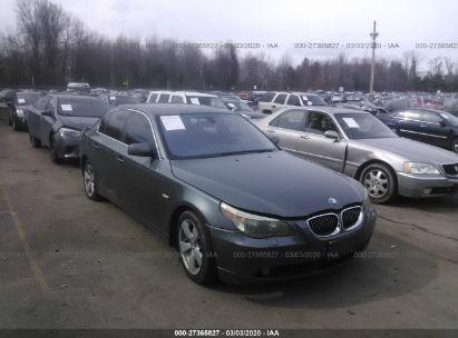 2007 BMW 525 XI
