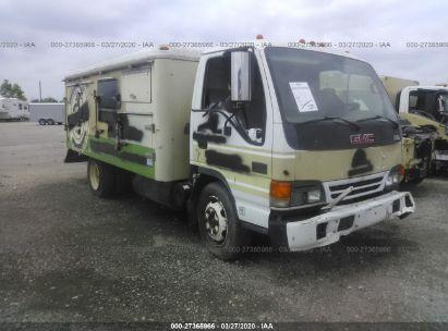 2005 GMC 5500 W55042