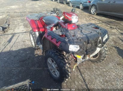 2009 POLARIS SPORTSMAN 550 EFI XP