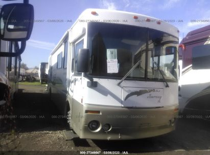 2002 FREIGHTLINER CHASSIS X LINE MOTOR HOME