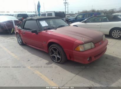 1991 FORD MUSTANG GT/COBRA GT