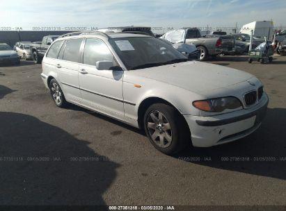 2002 BMW 325 XIT