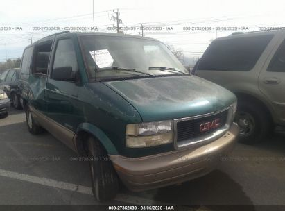 1999 GMC SAFARI XT