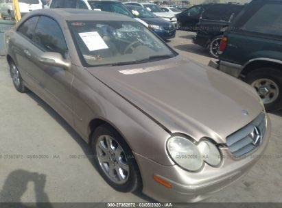 2004 MERCEDES-BENZ CLK 320C