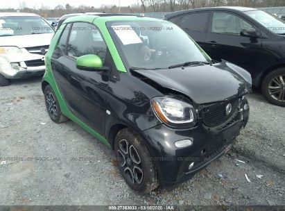 2017 SMART FORTWO ELECTRIC