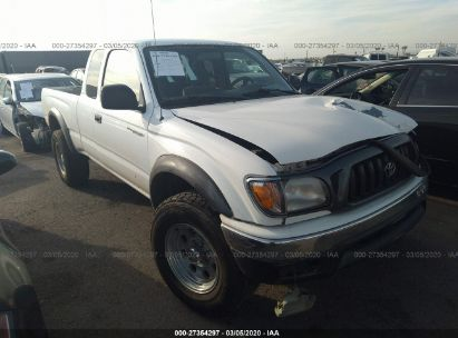 2001 TOYOTA TACOMA XTRACAB PRERUNNER