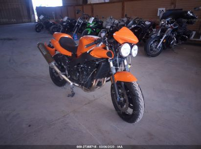 2002 TRIUMPH MOTORCYCLE SPEED 4