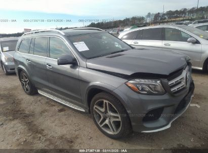 2018 MERCEDES-BENZ GLS 550 4MATIC