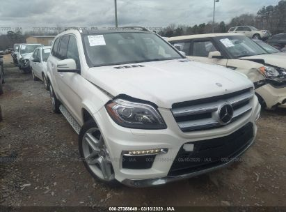 2013 MERCEDES-BENZ GL 550 4MATIC