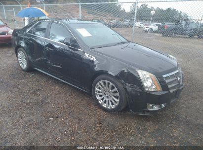 2010 CADILLAC CTS PERFORMANCE COLLECTION