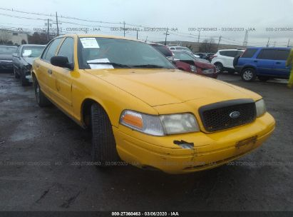 2011 FORD CROWN VICTORIA S