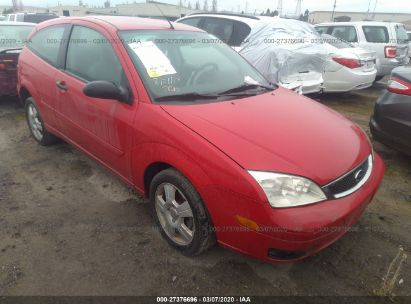 2007 FORD FOCUS ZX3/S/SE/SES