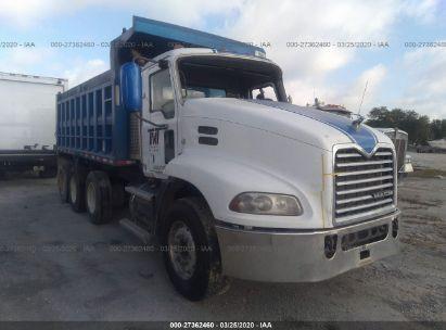 2009 MACK 600 CXU600