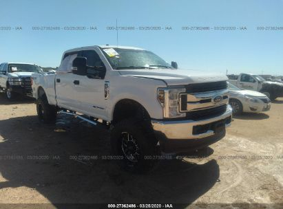2018 FORD F250 SUPER DUTY