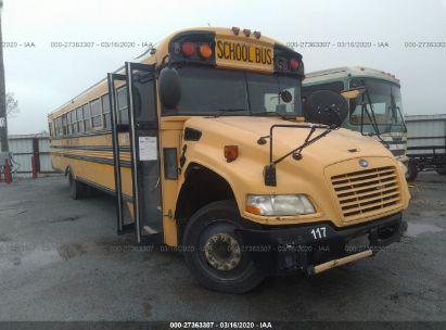 2011 BLUE BIRD SCHOOL BUS / TRAN