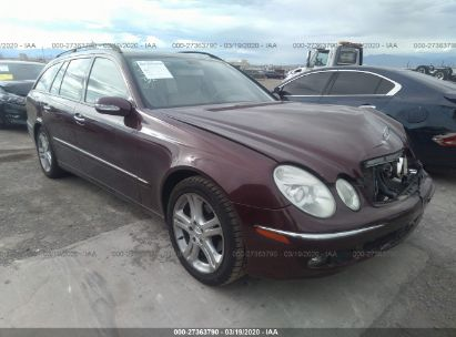 2006 MERCEDES-BENZ E 350 WAGON