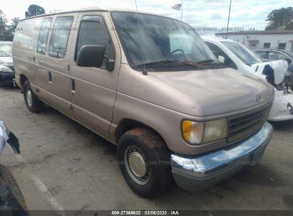 1996 FORD ECONOLINE E150 VAN