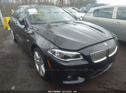2014 BMW 550 XI