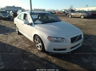 2008 VOLVO S80 T6 TURBO