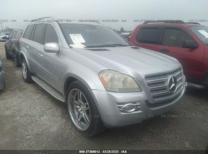 2009 MERCEDES-BENZ GL 550 4MATIC