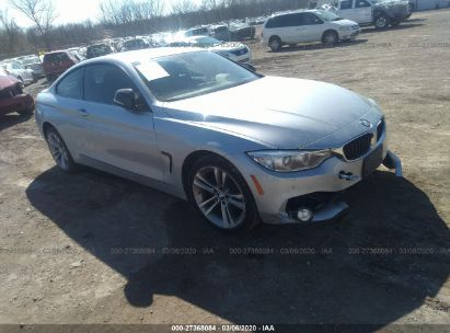 2015 BMW 4 SERIES XI