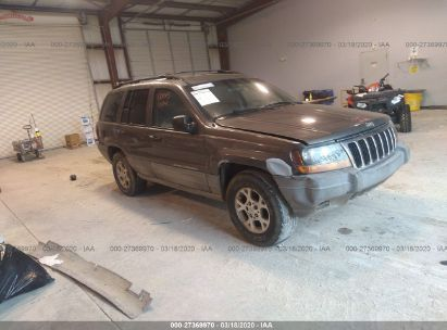 2000 JEEP GRAND CHEROKEE LAREDO