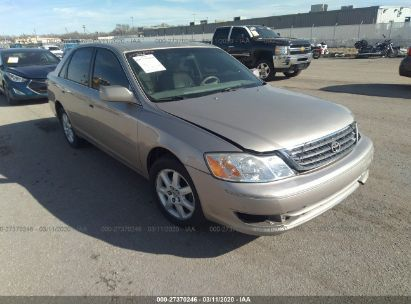 2004 TOYOTA AVALON XL/XLS