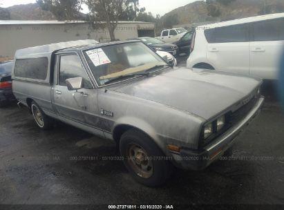 1985 DODGE D50 ROYAL
