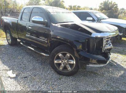 2012 GMC SIERRA K1500 SLE