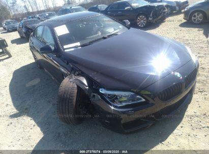 2018 BMW 650 XI/GRAN COUPE