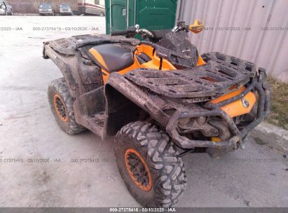 2016 CAN-AM OUTLANDER XT 850/XT-P 850