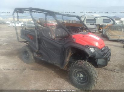 2017 HONDA SXS1000 M5